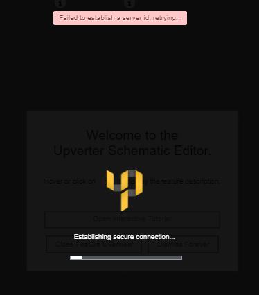 upverterError